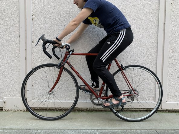 Improper bike seat positioning can lead to discomfort while riding and even stress injuries.