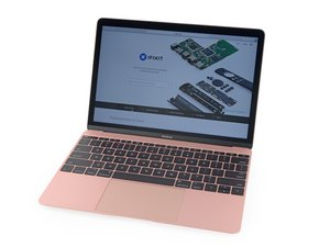 Retina MacBook 2016 Repair