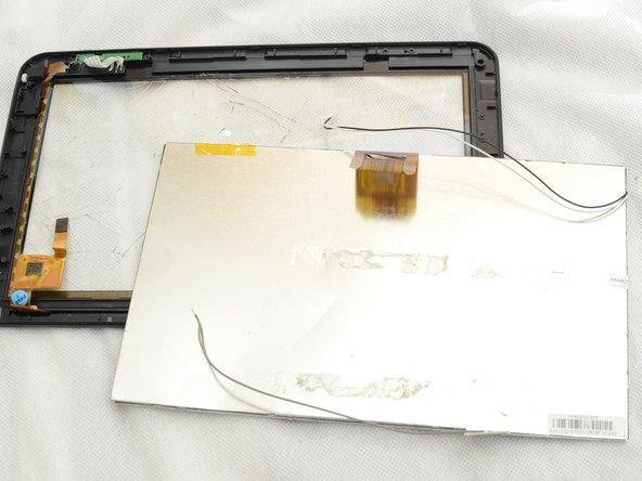 Envizen V100M LCD Screen Replacement