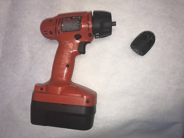 Black and Decker PS1800 Chuck Replacement