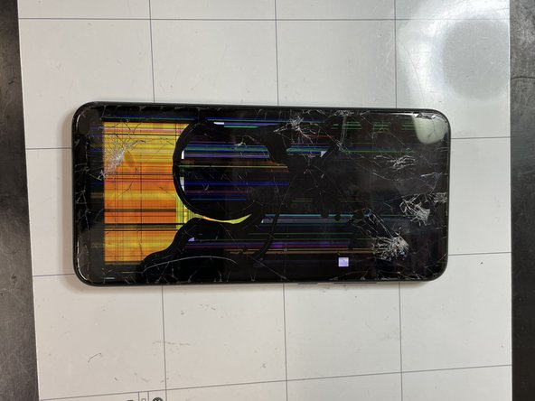 Huawei P Smart 2019 Disassemblaggio