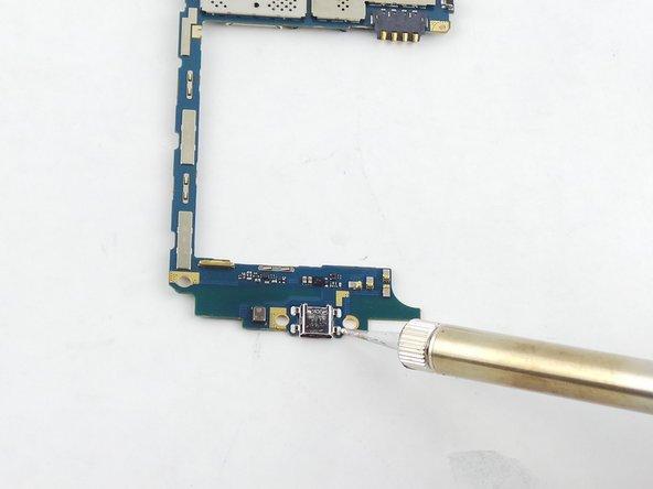 Samsung Galaxy Grand Prime Micro USB Port Replacement