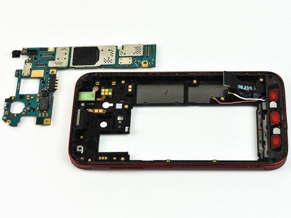 Remplacement de la carte mère du Samsung Galaxy  S5 Sport