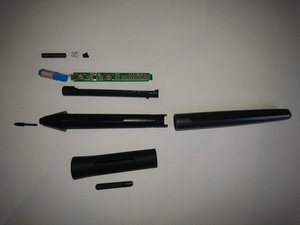 Huion PW100 Battery free pen Repair