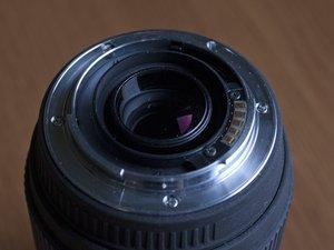 Repairing Focus ring on Sigma 70-300mm F4-5.6 DG Macro for Sony