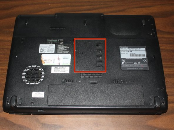 Toshiba Satellite L305D-S5950 CD Drive Replacement