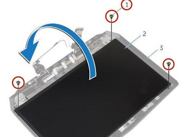 Dell Alienware 13 - Reemplazo del Panel de visualización