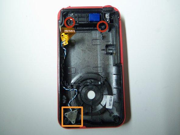 Samsung HMX-W300 USB Port  Replacement