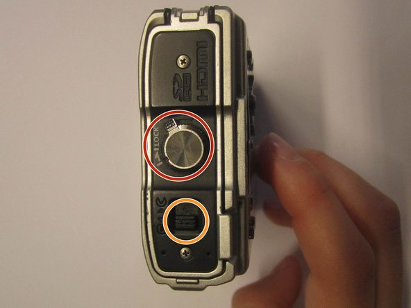 Olympus Stylus Tough-8010 Battery Replacement