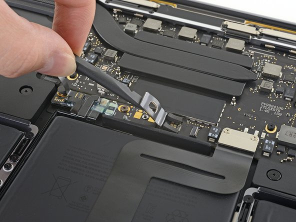 Déconnexion de la batterie
