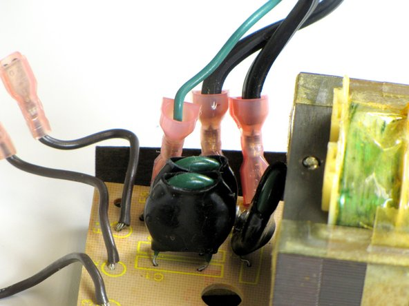 TRS-80 Color Computer Power Cord Replacement