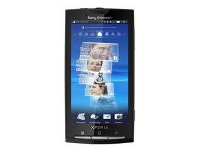 Reparación de Sony Ericsson Xperia X10