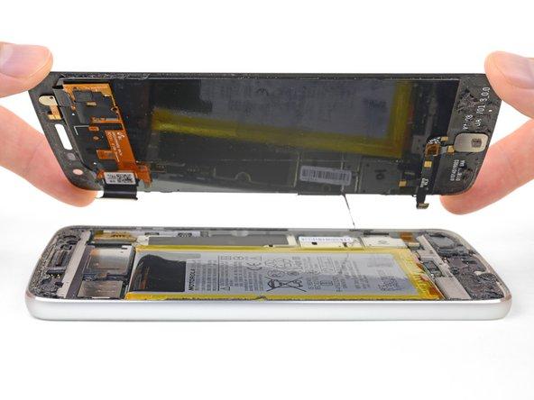 Motorola Moto Z Play Screen Replacement