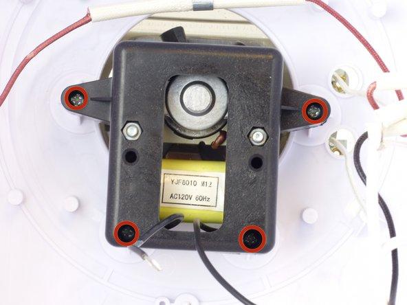 Nostalgia Electrics PCM805 Motor Replacement