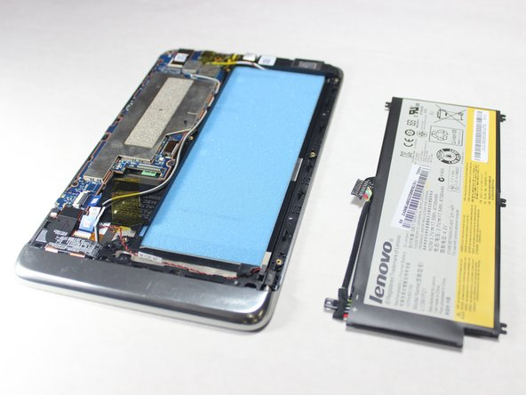 Lenovo Miix 2 Battery Replacement
