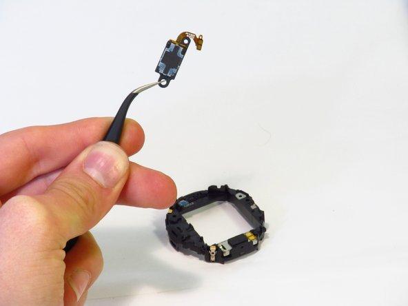 Reemplazo del altavoz de un Samsung Gear S3 Frontier