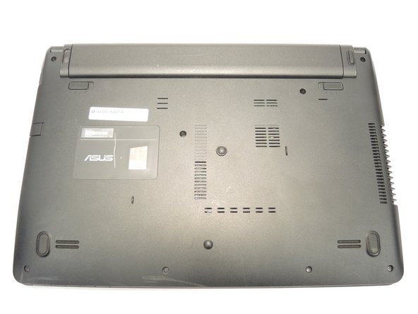 Asus X401A Trackpad Replacement