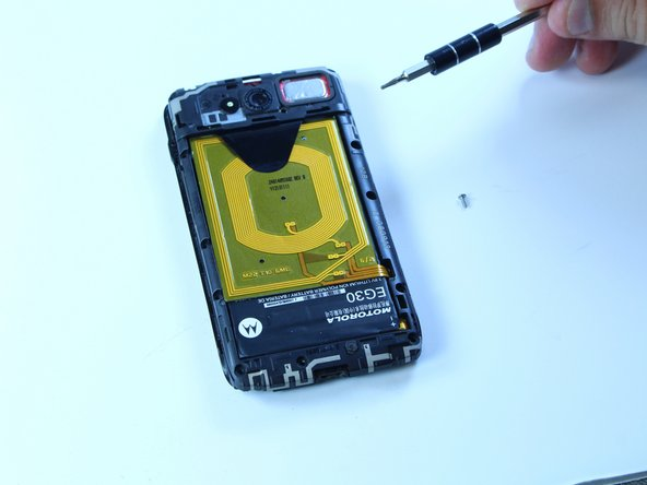 Motorola Droid Mini Front screen Replacement