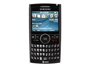 Reparación de Samsung BlackJack II