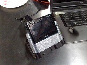 Sony VAIO VGN-UX27GN Repair