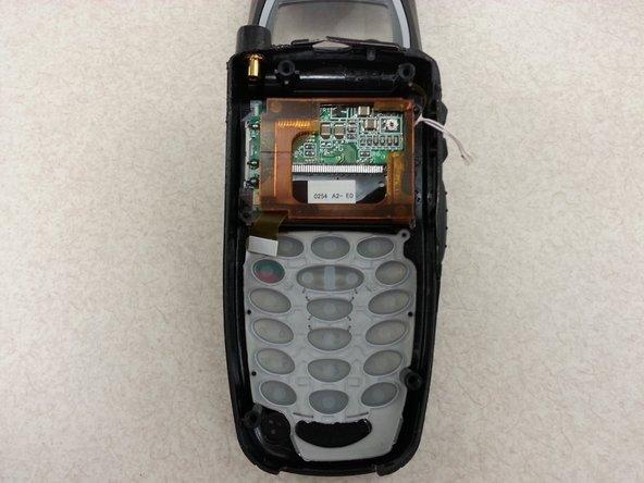 Motorola i1000plus Screen Circuit Board Replacement