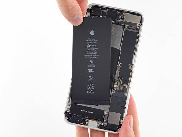 iPhone 8 Plus 배터리 교체