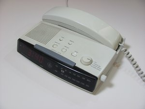 General Electric Telephone 2-9710A修理