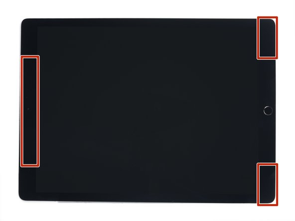 Removing the display assembly involves using a halberd spudger or opening pick to separate the adhesive securing the display to the rear case.