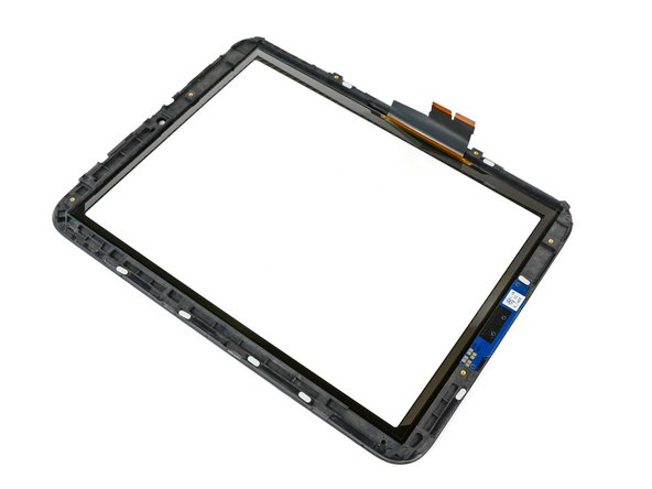 HP TouchPad Front Panel Replacement