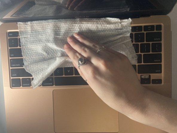 """MacBook Air 13"""" Retina Display 2020 Smaller Keys Replacement"""