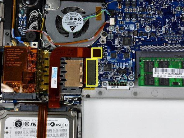 """MacBook Pro 15"""" Core 2 Duo Modelos A1226 y A1260 Reemplazar Placa Lógica"""