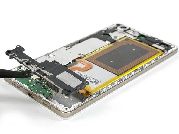 Sostituzione altoparlante da esterni dello Huawei P8 Lite