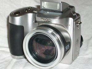Kodak Easyshare z650 Teardown