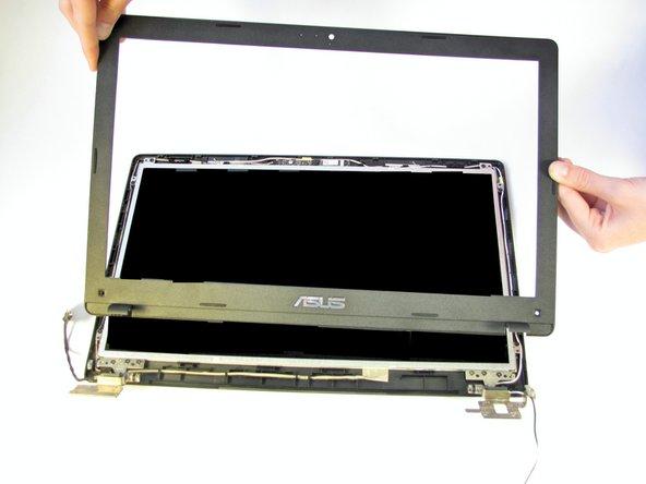 Asus X551CA Front Display Bezel Replacement