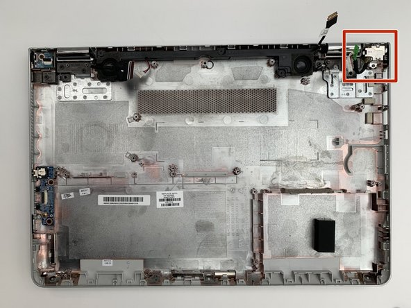 HP Pavilion x360 14m-ba114dx DC Power Jack Replacement