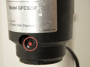 How to fix a clogged garbage disposal