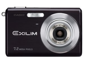 Reparación de Casio Exilim EX-Z70