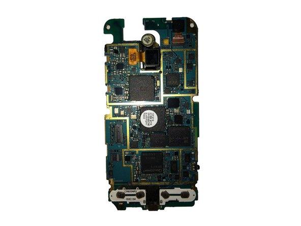 Samsung Galaxy Attain 4G Logic Board Replacement