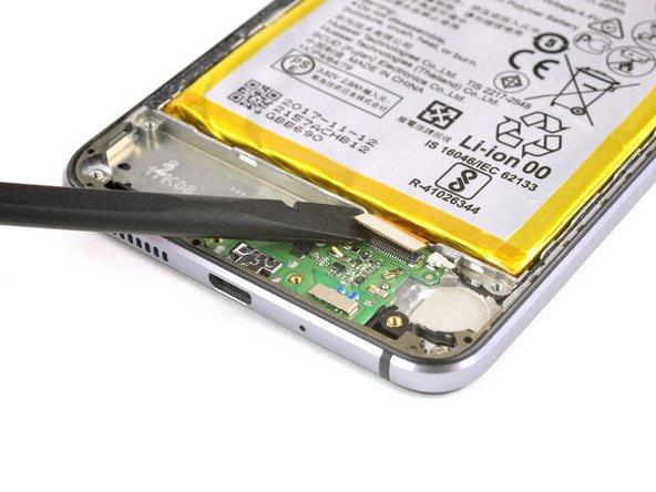 Reemplazo de la placa de carga del Huawei P10 Lite