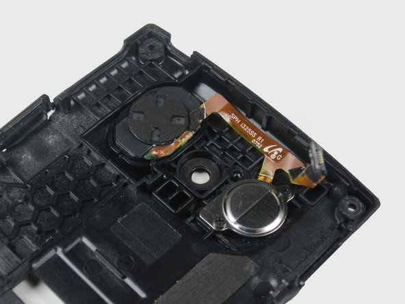 Samsung Ace Back Speakers Replacement