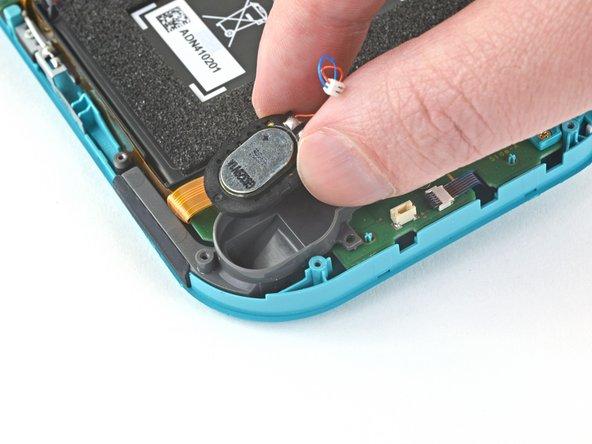 Nintendo Switch Lite Left Speaker Replacement