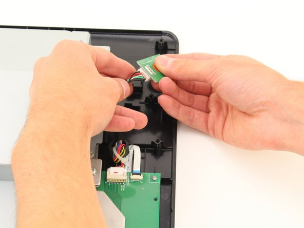 Wacom Cintiq 24HD USB Accessory Port Replacement