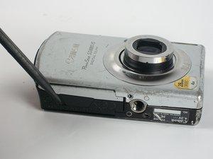 Batteries/Memory Card