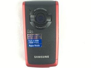 Samsung HMX-W200 Repair