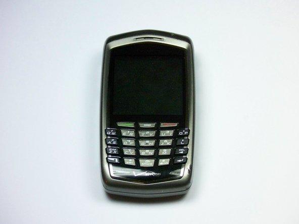 BlackBerry 7130e Disassembly