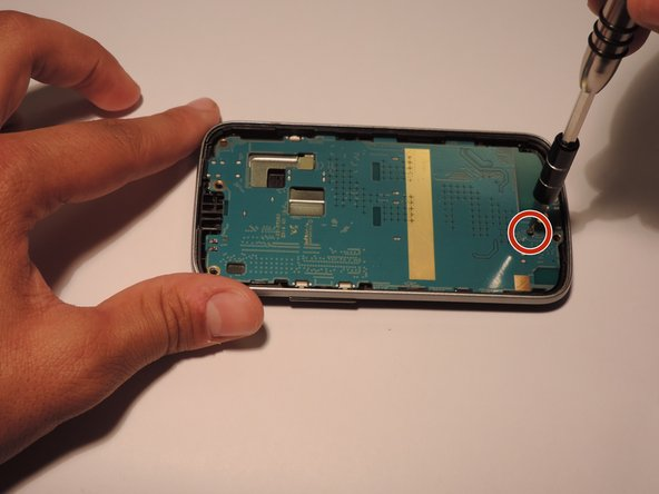 Samsung Galaxy Star Pro Motherboard Replacement