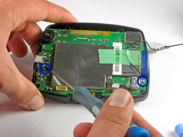 Garmin StreetPilot c320 LCD Screen Replacement
