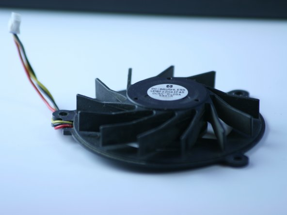Asus V6800V Fan Replacement