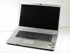 Sony VAIO VGN-FW590