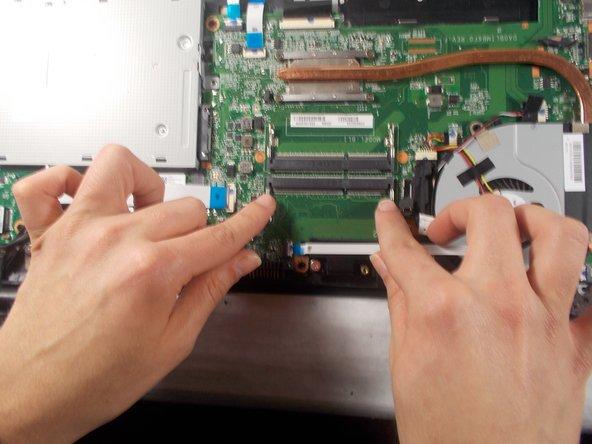 Toshiba Satellite L55t-B5271 RAM Replacement